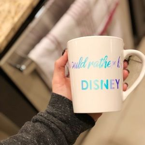 Would Rather Be in Disney Mug